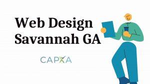Web Design Savannah GA
